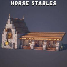 Minecraft Medieval House, Minecraft House Plans, Minecraft Farm, Minecraft Mansion, Minecraft Cottage, Minecraft Castle, Cute Minecraft Houses, Minecraft House Designs, Minecraft Construction