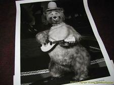 1972 Vintage Disneyland PHOTO Country Bear Jamboree WENDELL Walt Disney