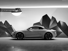 Renault Alpine Vision Concept 2016