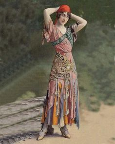 soyouthinkyoucan see //  Soyouthinkyoucan belly dance Vintage photo 1919 on imgfave