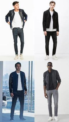 b427ac9aefdf Men s Spring Summer Layering Fashion and Style Outfit Inspiration ...