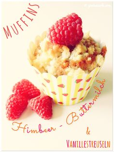 Himbeer-Buttermilch Muffins