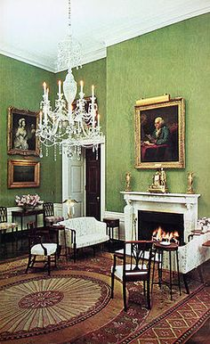 Green Room (White House) - Wikipedia, the free encyclopedia