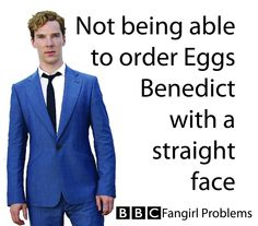 BBC Fangirl Problems @TraceCub