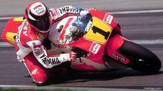 Rivalové Moto GP: 2 – Rainey a Schwantz Street Motorcycles, Yamaha Motorcycles, Grand Prix, Wayne Rainey, Eddie Lawson, Motogp Race, White Motorcycle, Motosport, Moto Bike