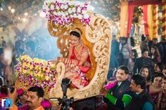 59 best doli by weddingsonline india images on pinterest indian beautifully decorated doli for indian bride junglespirit Images
