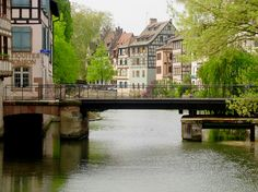 La Petite France, Strasbourg, Bas-Rhin. Among the best preserved areas of the Alsatian town, Petite France is a charming place. Linger at length on rue du Bain aux Plantes, a picturesque site that offers a beautiful and romantic view of the River Ill and old traditional houses.