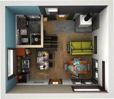 A Tiny House Design