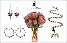 Valentine's Day love from Studio Blue Jewelry :)