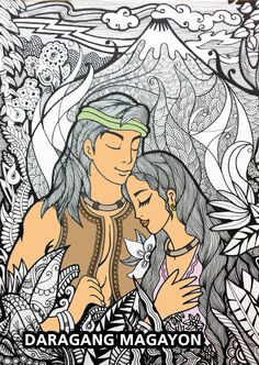 Daragang Magayon Laura Cover, Philippine Mythology, Book Projects, Character Drawing, Philippines, Disney Characters, Fictional Characters, Artsy, Inspired