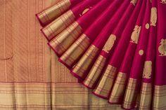 Saris / All Saris - Parisera Bridal Sari, Wedding Silk Saree, Indian Bridal, Kanjipuram Saree, Saree Dress, Red Saree, Saris, Silk Saree Kanchipuram, Sari Silk