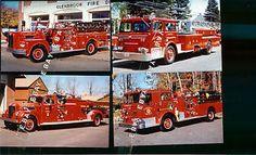 Maxiam Fire Engine Slide Lot of 24 35mm Slides See Notes Lot 2   eBay