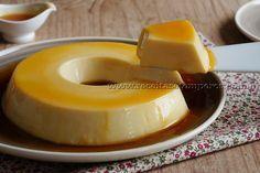 Receita de Pudim de leite - sem forno passo-a-passo. Acesse e confira todos os ingredientes e como preparar essa deliciosa receita!