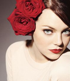 """Emma Stone - """"I think 'Saturday Night Live', starting in the 1970s, really gave women an outlet to be funny. A lot of those women went on to have film careers, from Kristen Wiig now to Tina Fey and Gilda Radner."""""""