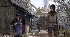 Syberia 3 : nouveaux screenshots à l'occasion de la Gamescom - Microids dévoile…