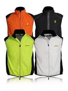WOLFBIKE Cycling Vest Jersey for Men Sleeveless 9204c3737
