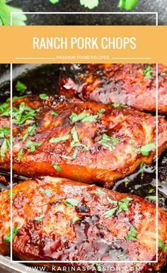 Easiest Instructions to Play with Ranch Pork Chops Recipe in Your Home