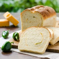 Cheddar Jalapeno Sourdough Bread from Magnolia Days Sourdough Recipes, Sourdough Bread, Bread Recipes, Baking Recipes, Yummy Recipes, Healthy Recipes, Quick Bread, How To Make Bread, All You Need Is