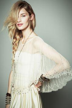 gorgeous boho dress
