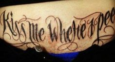 27 Funny Pictures - Tattoo nightmares encourage you to think before you ink Tattoo Fails, Tattoo Nightmares, Bad Tattoos, Worst Tattoos, Crazy Tattoos, Tatoos, Terrible Tattoos, Strange Tattoos, Make You Feel
