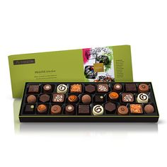 The Praline Selection from Hotel Chocolat #hotelchocolat #chocolate