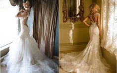 100 Most-Pinnned Mermaid Wedding Dresses – Page 11 – Hi Miss Puff