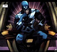 Black Bolt vs Quasar - Battles - Comic Vine
