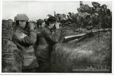 Image result for ww1 british soldier with binoculars