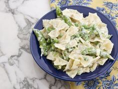 Creamy Pasta With Leeks And Peas