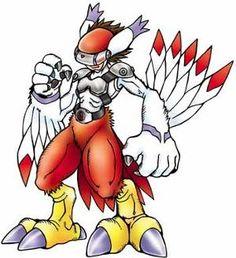 Silphymon - Ultimate level Beast Man digimon