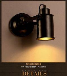Retro-Pendant-Wall-lamps-Industrial-Edison-Simplicity-Loft-Lights-Sconce-Vintage