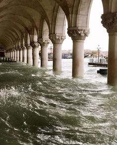 Venice, northeast Italy today, October Report via Enrico Stomeo. Best Travel Insurance, Water Aesthetic, Land Scape, Venice, Beautiful Places, Wonderful Places, Scenery, Around The Worlds, Instagram