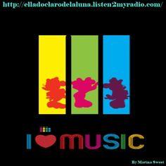 I ❤ music ♫ El Lado Claro De La Luna ☽