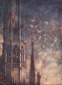 Il Requiem di Poe e Dulac | Tu(t)ti libri, io mi libro
