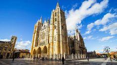 Foto: Catedral de León. (Shutterstock)