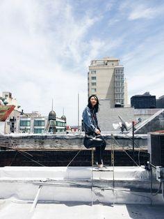 Rooftop Vogue