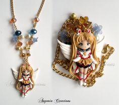 Eternal Sailor moon by AngeniaC.deviantart.com on @deviantART @Genevieve St-Michel i want it O_O