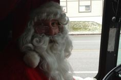 :( Rebel with a Claus: Burnaby bus driver not allowed to wear Santa suit to work.  BC Transit is being a Grinch at Christmas.  This driver makes people have a great start to their day, and people love him.   He will still wear his Santa suit and continue to make people smile.  :)