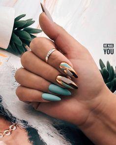 Aycrlic Nails, Chic Nails, Dope Nails, Stylish Nails, Trendy Nails, Hair And Nails, Fabulous Nails, Gorgeous Nails, Nagellack Design
