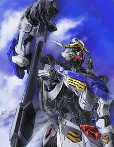 GUNDAM GUY: Awesome Gundam Digital Artworks [Updated 11/5/16]