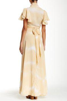 RAGA Caribbean Sands Wrap Dress