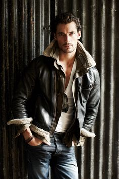 David Gandy for Kids Company Charity 2012
