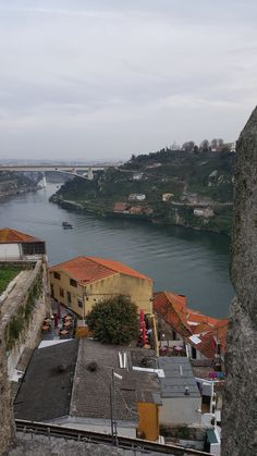 Porto City, Most Beautiful Cities, Beautiful People, Douro, Cool Places To Visit, Rooftop, Spain, River, Around The Worlds
