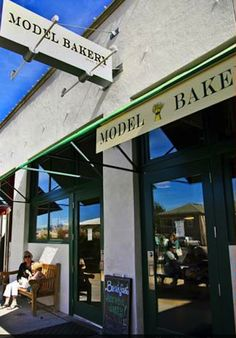 model bakery.  napa valley, ca To learn more about the #NapaValley Wine Trolley and our tours click here: https://www.napavalleywinetrolley.com/