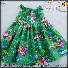 Green Velentina Marissa Dress JP