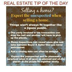 Real Estate Tips for the Seller #realestatetips #homeselling