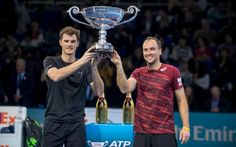 Also Jamie Murray no1 doubles. Well done