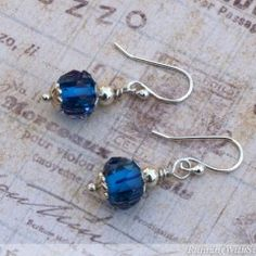 how to make bead earrings at home