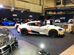 Want to say thank you to everyone who came to visit us at Tokyo Auto Salon Tokyo, Rauh Welt, Liberty Walk, Toyota Supra, Cars, Living Room, Tokyo Japan, Autos, Car