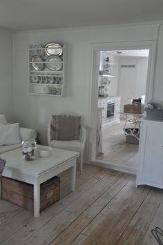 pisos de madera rusticos blancos - Buscar con Google